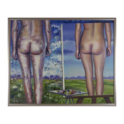 Ett verk av Jan Zeleicki.