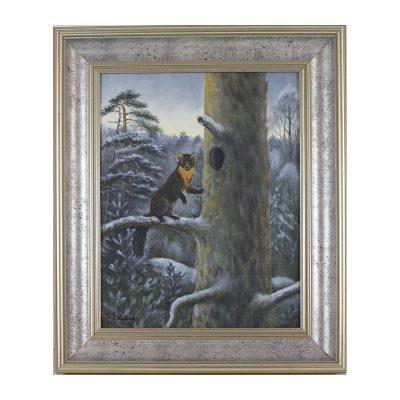 Ett verk av Bengt Erling Svensson.