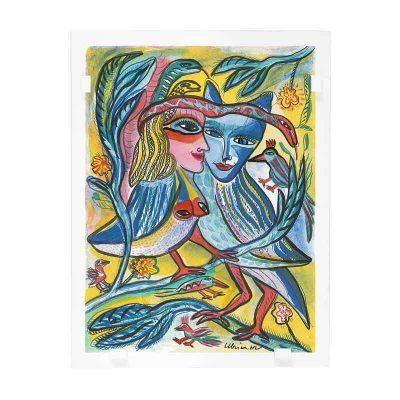 Ett verk av Ulrica Hydman Vallien.