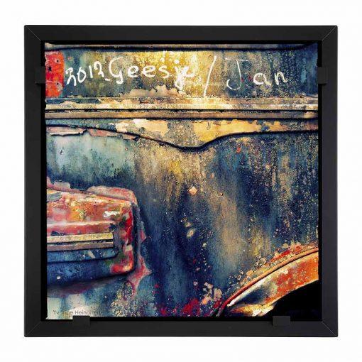 Ett verk av Yvonne Heinonen.