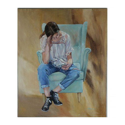 Ett verk av Eva Sundman.