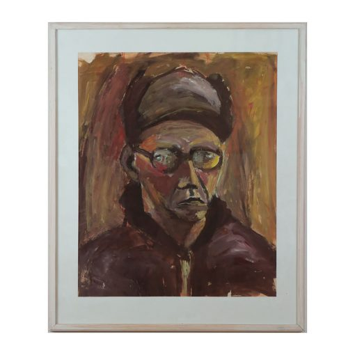 Ett verk av Bo Blomberg.