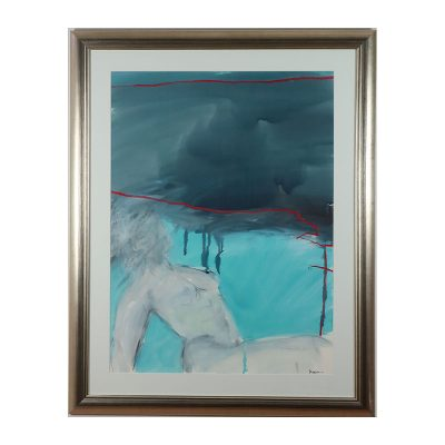 Ett verk av Rickard Ölander.