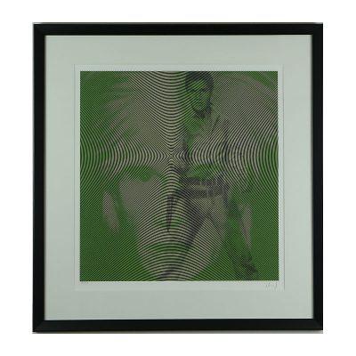 Ett verk av Ralf Arzt.
