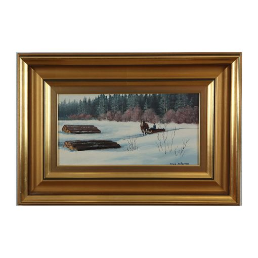 Ett verk av Arvid Andersson.