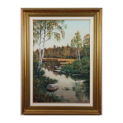 Ett verk av Anders Gustavsson.