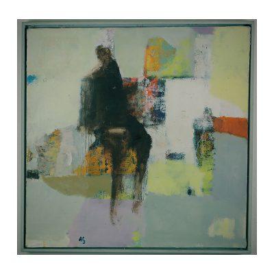 Ett verk av Anders Gyllerfelt.