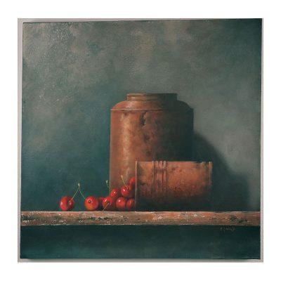 Ett verk av Emanuell Javelid.