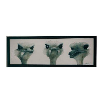 Ett verk av Lili-Ann Friberg Magnusson.