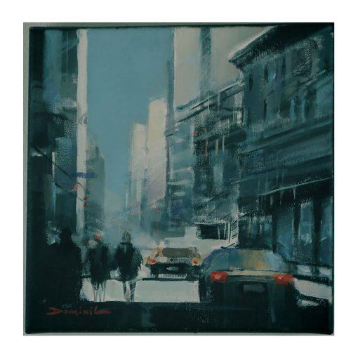Ett verk av Dominik Pawlowski.