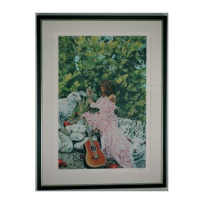 Ett verk av Caroline af Ugglas.