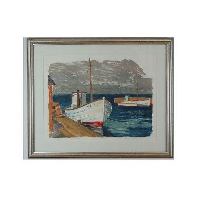 Ett verk av Einar Rosèn.