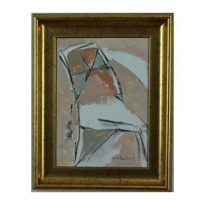 Ett verk av Stig Kastberg.