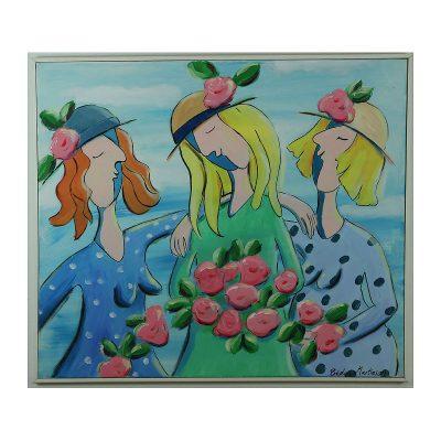 Ett verk av Eva-Lena Martinsson.