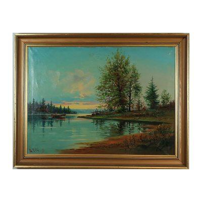 Ett verk av Gunnar Robe.