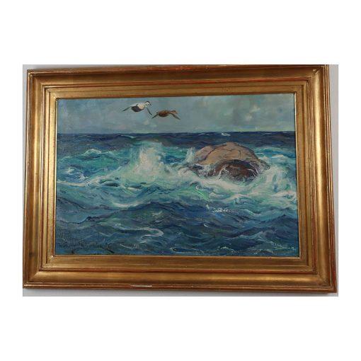 Ett verk av William Gislander.